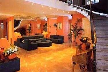 Hotel Ambassador: Lobby NICE