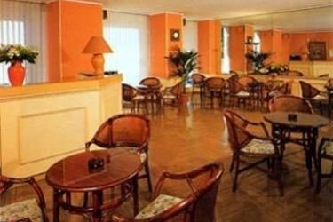 Hotel Ambassador: Lounge Bar NICE