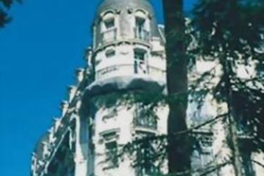 Hotel La Villa Nice Victor Hugo: Extérieur NICE
