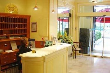 Hotel La Villa Nice Victor Hugo: Réception NICE
