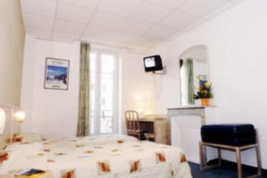 Hotel Amaryllis: Chambre NICE