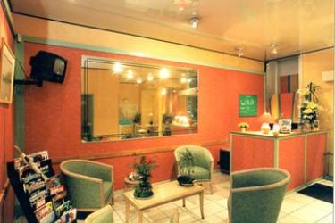 Hotel Amaryllis: Lobby NICE