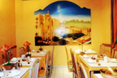 Hotel Amaryllis: Salle de Petit Déjeuner NICE