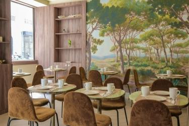 Hotel 1 Med: Salle de Petit Déjeuner NICE