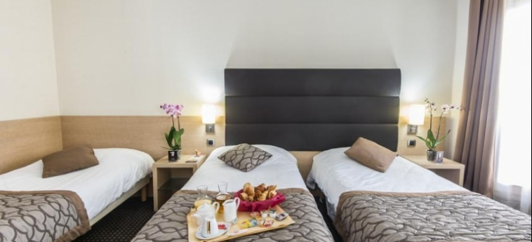 Hotel Apogia Nice: Chambre Triple NICE