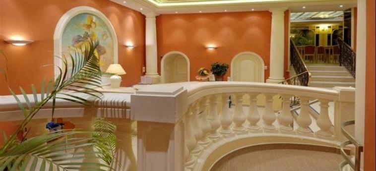 Hotel Regence: Dettagli Strutturali NICE