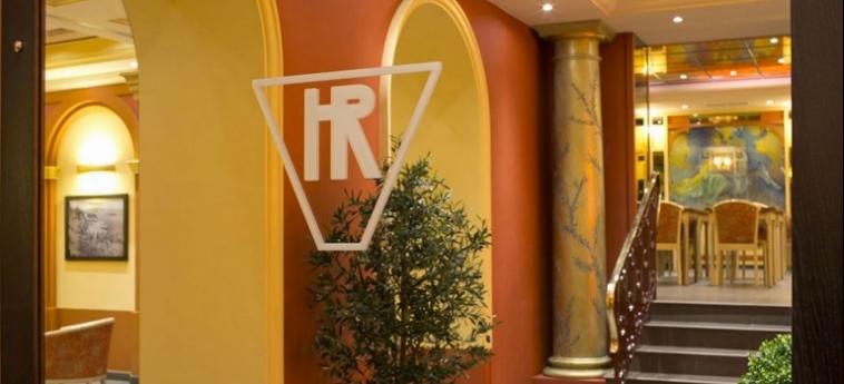 Hotel Regence: Entrance NICE