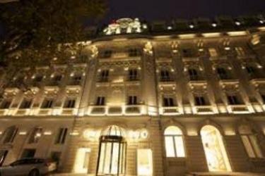 Hotel Boscolo Exedra Nice, Autograph Collection: Exterieur NICE