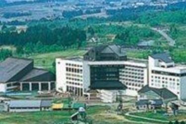 Hotel New Greenpia Tsunan: Esterno NIIGATA - PREFETTURA DI NIIGATA