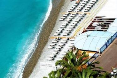 Ac Hotel Nice: Playa NIZA