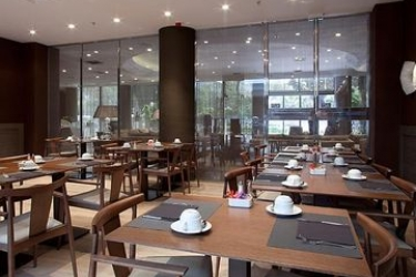 Ac Hotel Nice: Sala de Desayuno NIZA