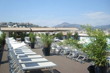 Ac Hotel Nice: Terraza NIZA