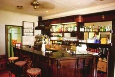 Hotel La Villa Nice Victor Hugo: Bar NIZA