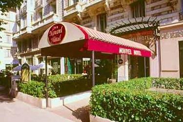 Hotel La Villa Nice Victor Hugo: Entrada NIZA