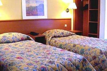 Hotel La Villa Nice Victor Hugo: Habitación NIZA