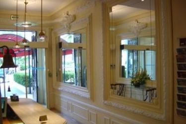 Hotel La Villa Nice Victor Hugo: Lobby NIZA
