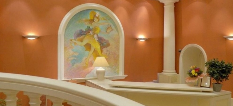 Hotel Regence: Detalle NIZA