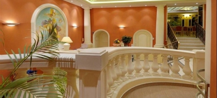 Hotel Regence: Dettagli Strutturali NIZA