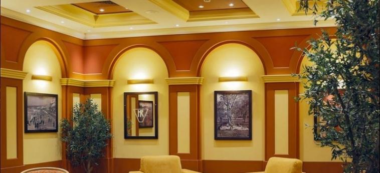 Hotel Regence: Lobby NIZA