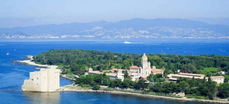 Hotel Le Meridien Nice: Aussicht NIZZA