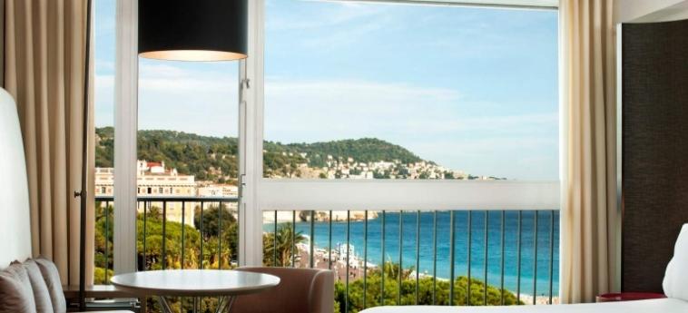 Hotel Le Meridien Nice: Camera Vista Mare NIZZA