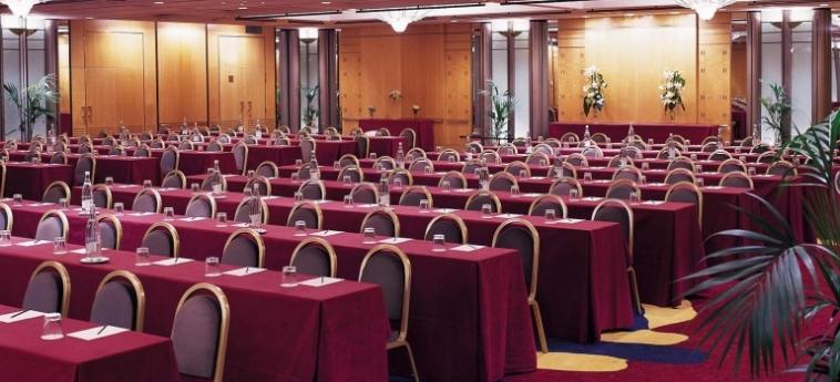Hotel Le Meridien Nice: Konferenzraum NIZZA