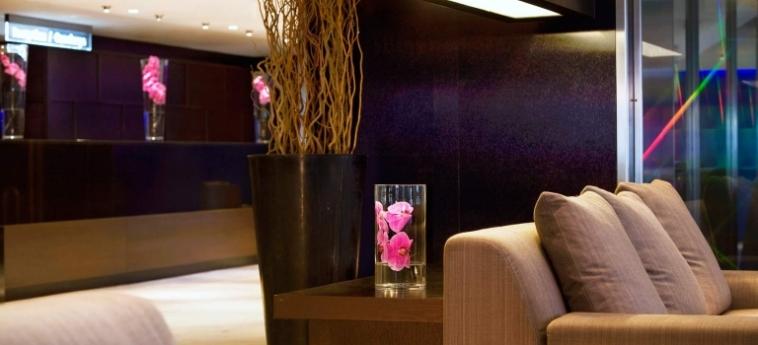Hotel Le Meridien Nice: Lobby NIZZA