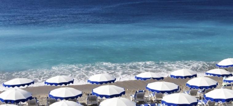 Hotel Le Meridien Nice: Meer NIZZA