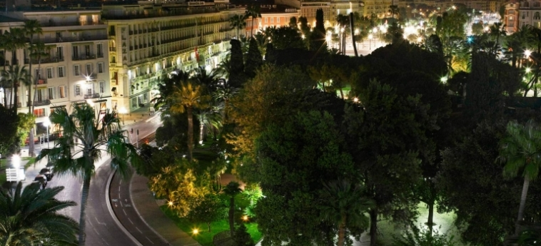 Hotel Le Meridien Nice: Umgebund NIZZA