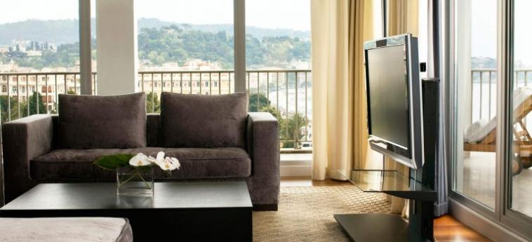 Hotel Le Meridien Nice: Zimmer- Detail NIZZA