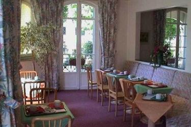 Hotel La Villa Nice Victor Hugo: Sala Colazione NIZZA