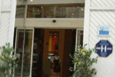Hotel Amaryllis: Außen NIZZA