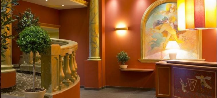Hotel Regence: Reception NIZZA
