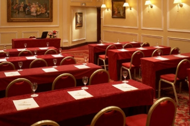 Hotel West End: Konferenzraum NIZZA