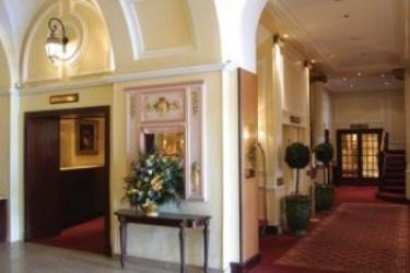 Hotel West End: Lobby NIZZA