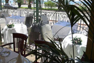 Hotel West End: Restaurant NIZZA