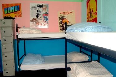 The Flying Pig Beach Hostel: Habitaciòn NOORDWIJK AAN ZEE