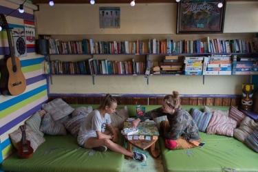 The Flying Pig Beach Hostel: Détail de l'hôtel NOORDWIJK AAN ZEE