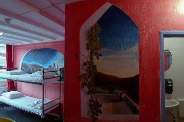 The Flying Pig Beach Hostel: Camera degli ospiti NOORDWIJK AAN ZEE