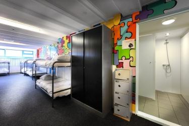 The Flying Pig Beach Hostel: Birthday Party Area NOORDWIJK AAN ZEE