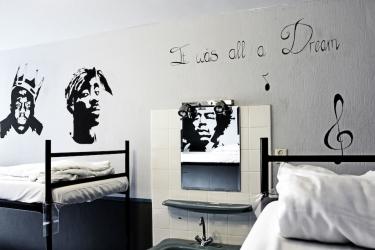 The Flying Pig Beach Hostel: Guestroom NOORDWIJK AAN ZEE