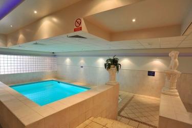Hotel Golden Tulip Noordwijk Beach: Swimming Pool NOORDWIJK AAN ZEE