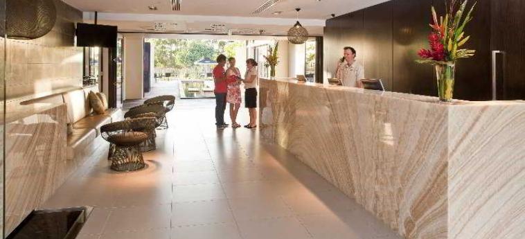 Hotel Racv Noosa Resort: Lobby NOOSA - QUEENSLAND