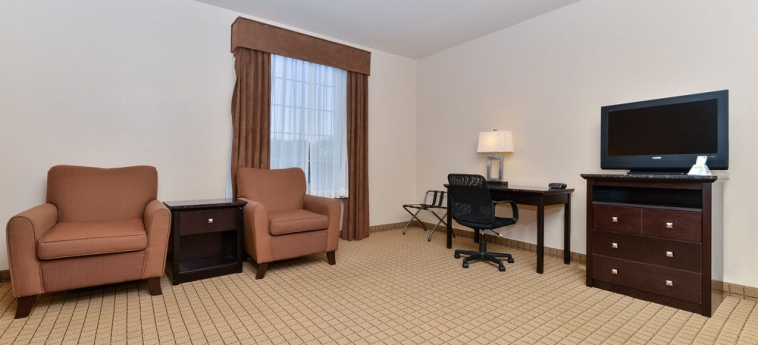 Hotel Best Western Norman Inn & Suites: Chambre d'amis NORMAN (OK)