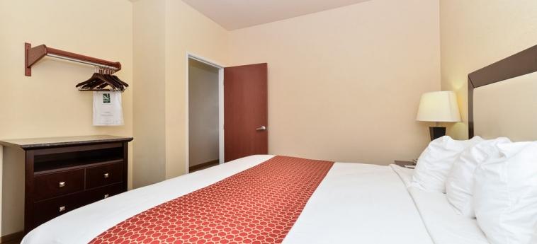 Hotel Best Western Norman Inn & Suites: Chanbre NORMAN (OK)
