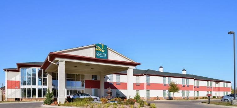 Hotel Best Western Norman Inn & Suites: Extérieur NORMAN (OK)