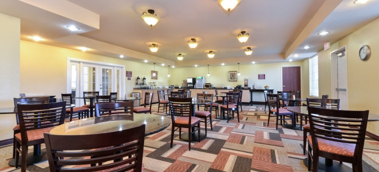 Hotel Best Western Norman Inn & Suites: Restaurant NORMAN (OK)