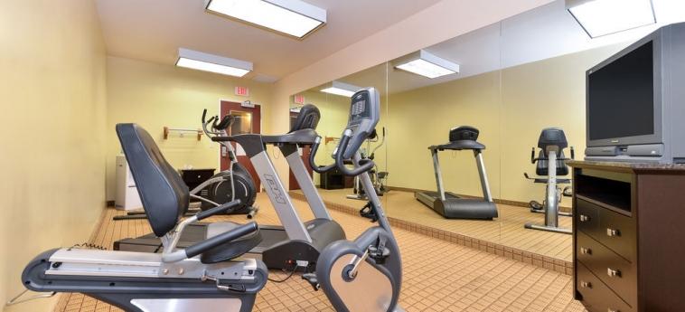 Hotel Best Western Norman Inn & Suites: Fitnessraum NORMAN (OK)