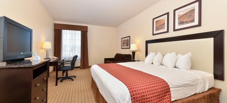 Hotel Best Western Norman Inn & Suites: Gastzimmer Blick NORMAN (OK)