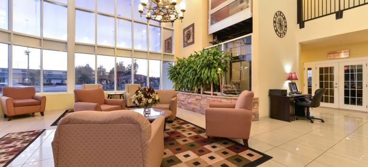 Hotel Best Western Norman Inn & Suites: Lobby NORMAN (OK)